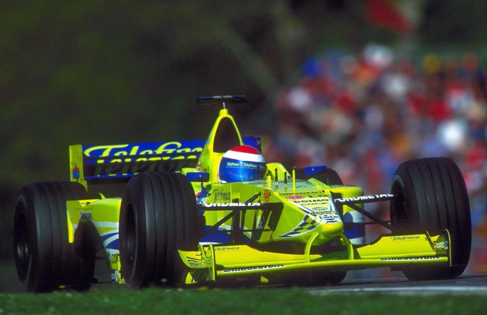 Marc Genè, Minardi (Imola, 2000)