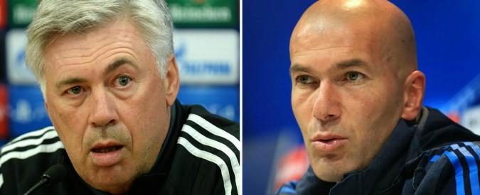 Champions, il Real è una macchina da finali con targa italiana: il pragmatismo di Zidane dopo il montaggio di Ancelotti