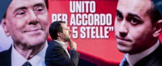 """Governo, Di Maio a Salvini: """"Noi mai con Berlusconi. La Lega nega voto per guai finanziari"""". Lui risponde: """"Sono insulti"""""""