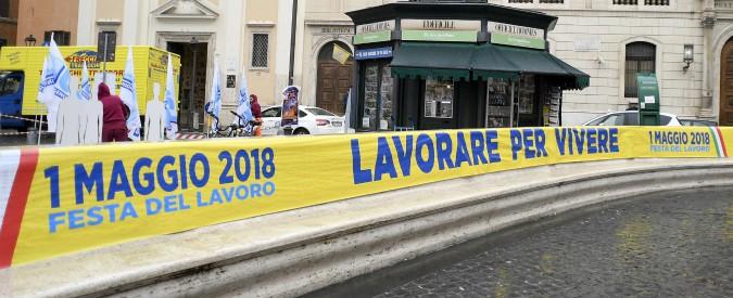 Lavoro, la disoccupazione in Ue torna ai livelli 2008. In Italia il tasso resta più alto di 4 punti e ci sono 750mila precari in più