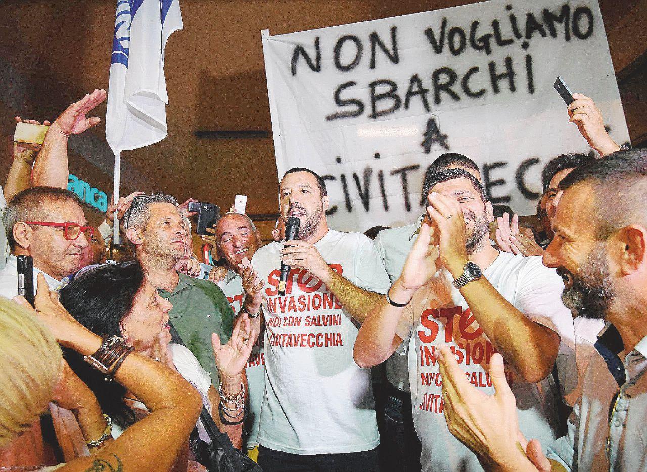 """Con il voto in Friuli è iniziato il """"destra-centro"""": ben oltre B."""