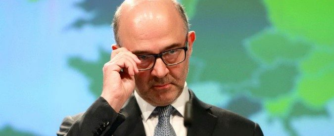 Moscovici e l'eurocasta dell'austerità