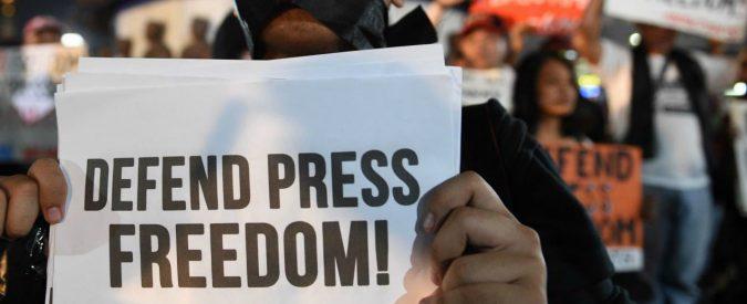 Giornata libertà stampa: dalle querele ai 6 euro a pezzo, è sempre più difficile fare il giornalista