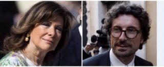 """Vitalizi, al Senato il taglio resta al palo. Toninelli a Casellati: """"Dov'è l'istruttoria?"""""""