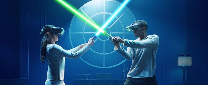 Star Wars: Jedi Challenges, il titolo in realtà aumentata si espande con la modalità multiplayer Lightsaber Versus