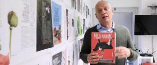 """Fq Millennium, Peter Gomez presenta il nuovo numero: """"Che cosa vi siete mangiati?"""""""