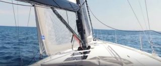 """Skipper e marinaio italiani dispersi tra le Azzorre e Gibilterra: trovati resti della barca. La moglie: """"Cercate, spero ancora"""""""