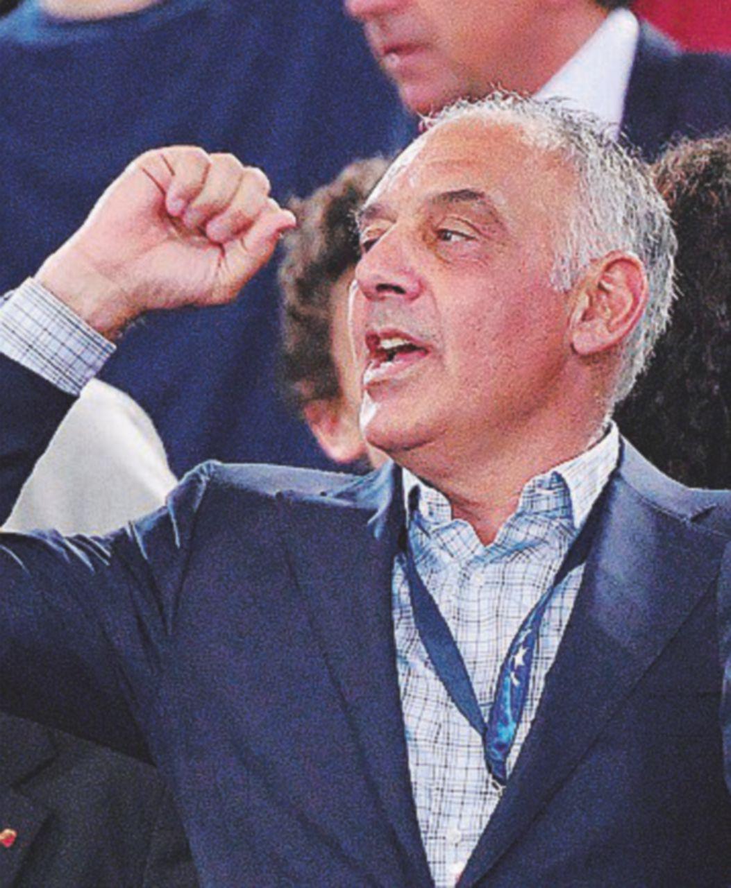 Uefa, Pallotta è stato deferito