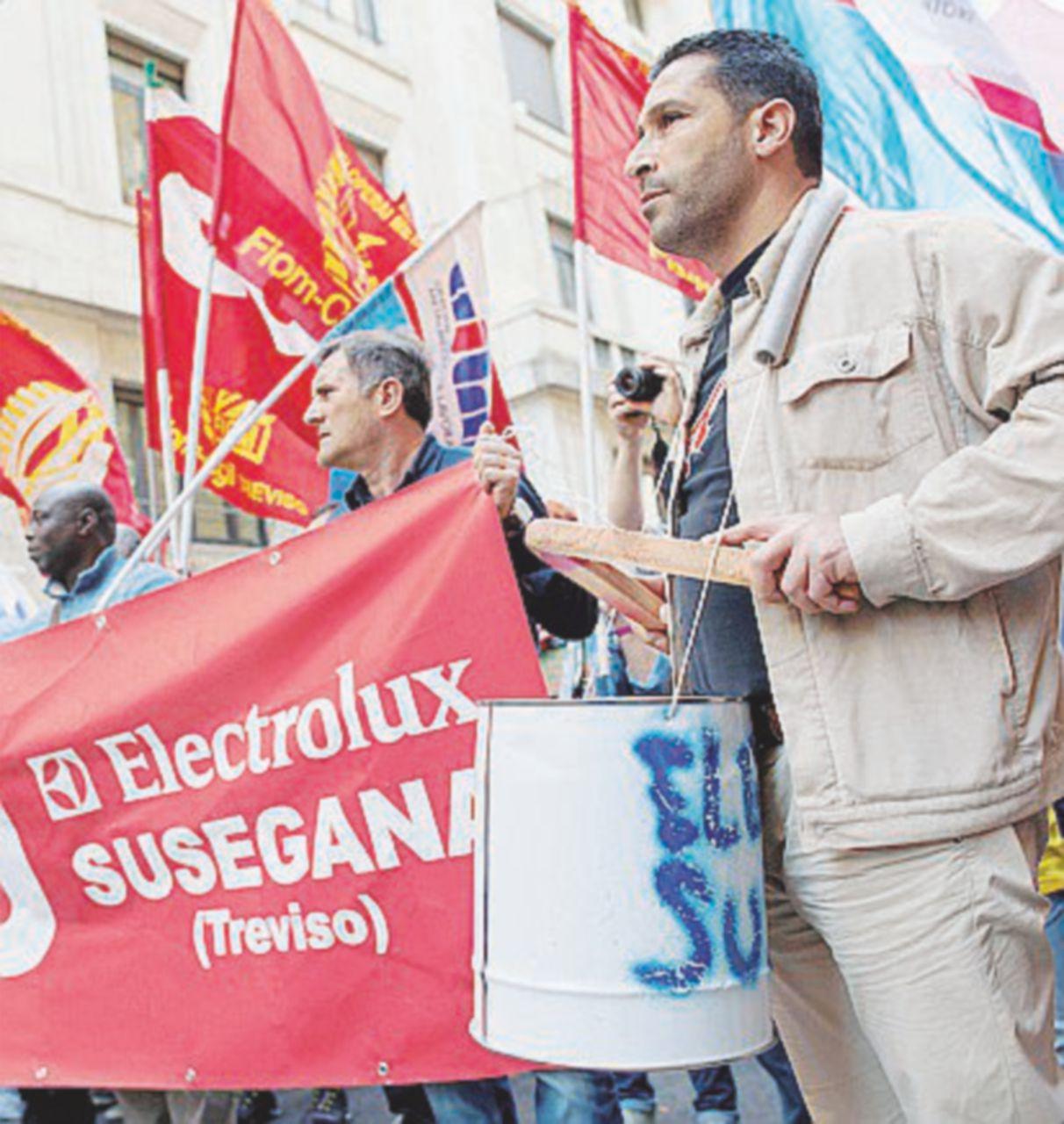L'articolo 18 è vivo, reintegrato alla Electrolux
