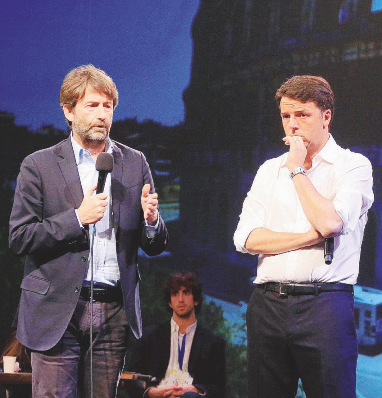 Pd, tregua finita: scontro tra Renzi e Franceschini