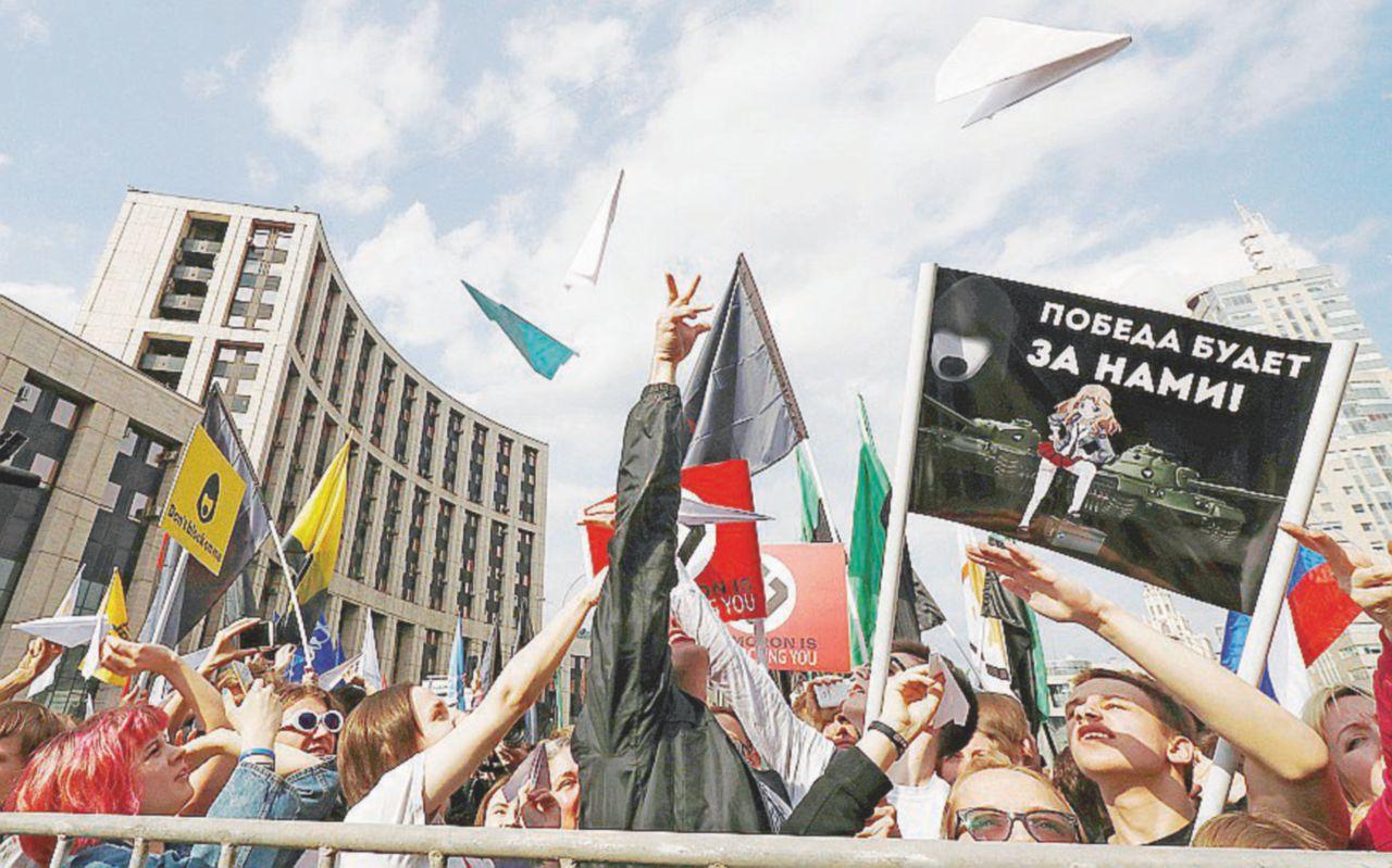 Russia, un social val bene una rivoluzione