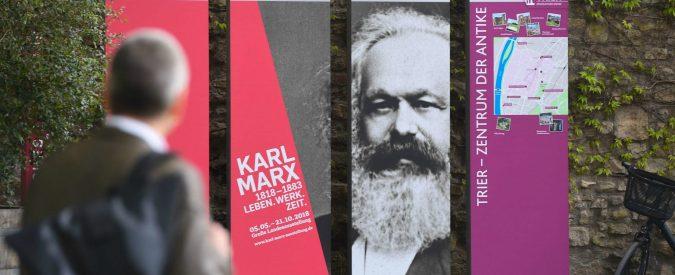 Il capitalismo muore senza Marx