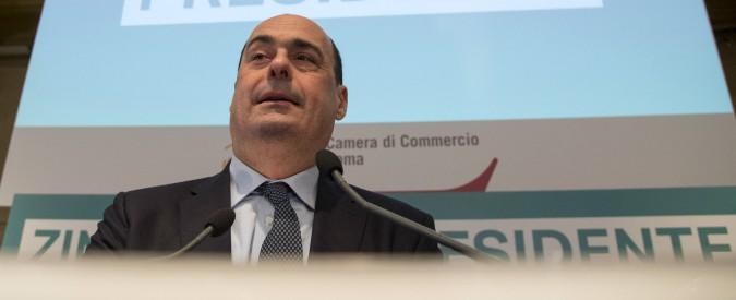 """Pd, Zingaretti si candida segretario: """"Argine ai sovranisti, Renzi dia contributo. M5S sono diversi da Lega"""""""
