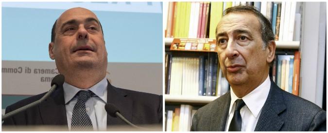 """Pd, Zingaretti striglia il partito (e Renzi): """"Basta contrapposizioni, bisogna unire"""". Sala: """"Potere alle idee, non a segreterie"""""""