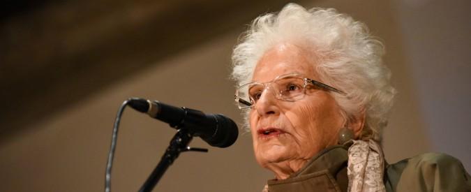 """Maturità, Liliana Segre: """"I Finzi Contini? Mi fa un gran piacere. Oggi in democrazia l'indifferenza è più grave"""""""
