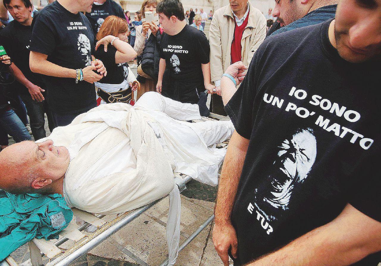 1978-2018: a Trieste per dire matto si dice ancora uomo