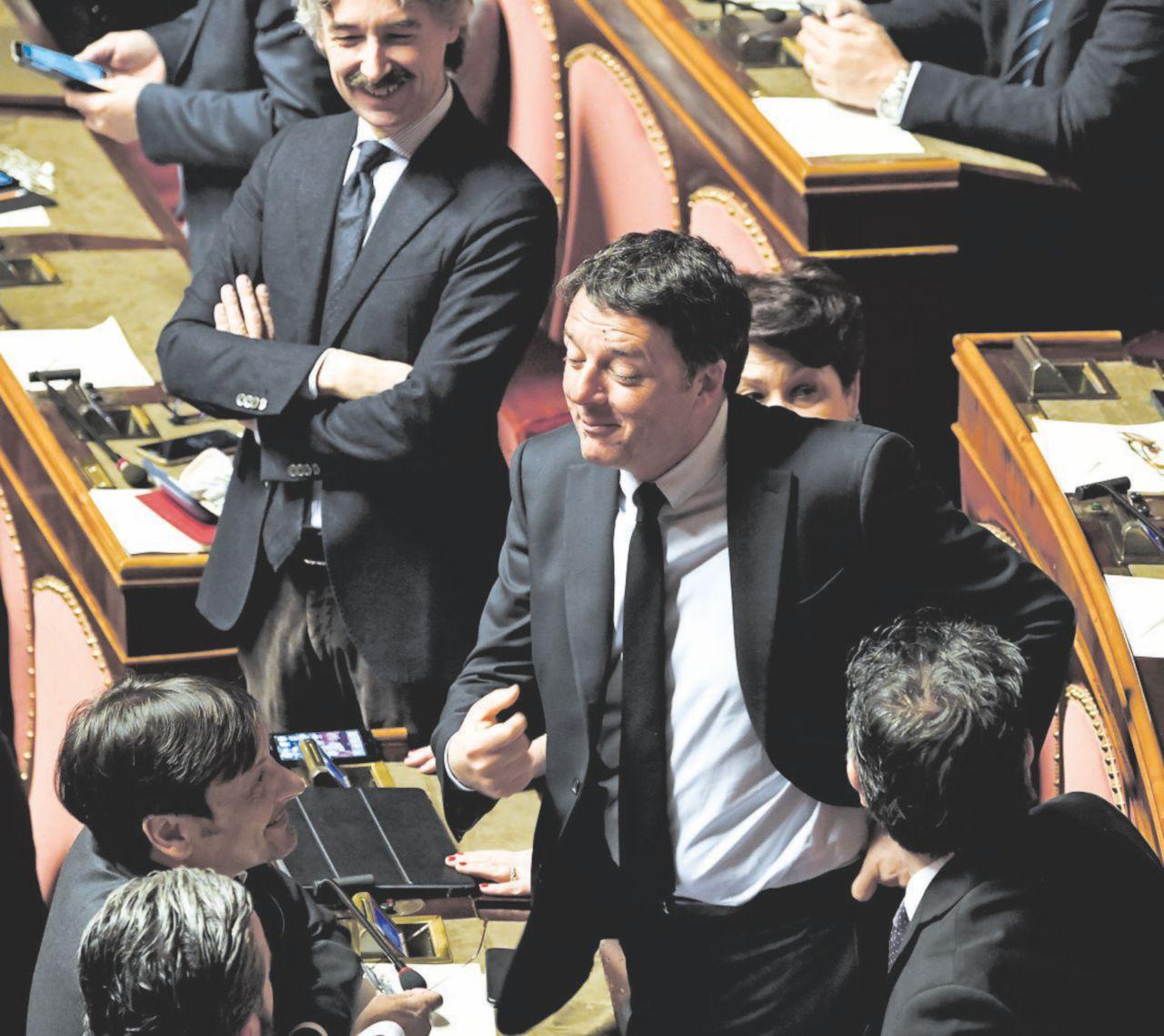 Come il rev. Jones: Renzi ordina al Pd il suicidio di massa