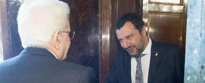 """Dl Sicurezza, Mattarella firma e scrive a Conte: """"Rispettare la Carta"""". Salvini: """"Ok, ma non vogliamo passare per fessi"""""""