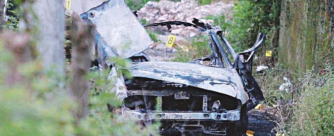 Vibo Valentia, 6 fermi per l'uomo ucciso da un'autobomba a Limbadi: sono tutti esponenti del clan Mancuso