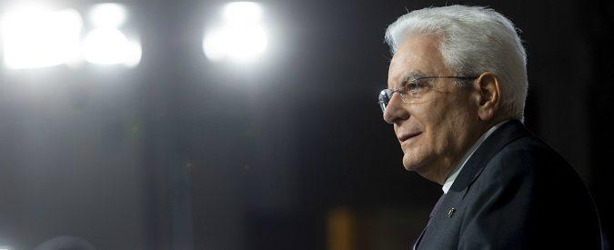 Mattarella ha deciso, governo di decantazione o elezioni a fine luglio