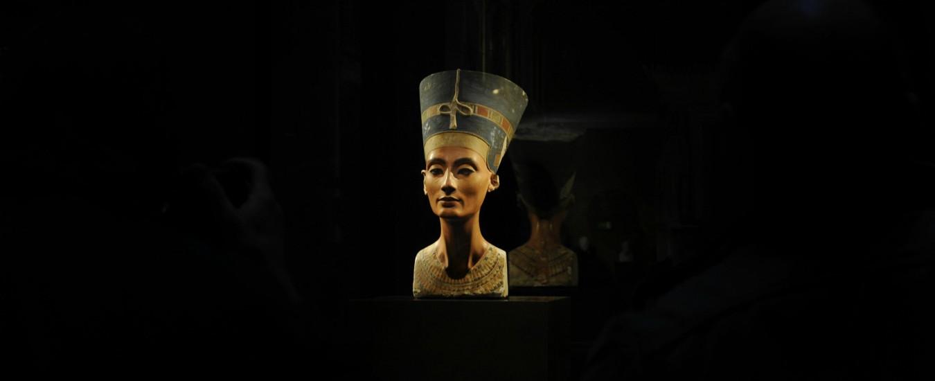 Nefertiti, la tomba non c'è ma la visibilità è assicurata