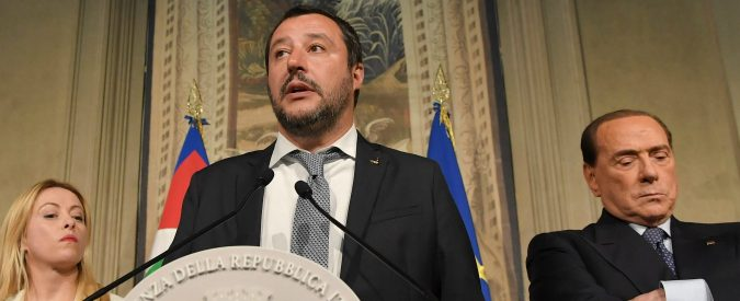 Governo, dipende tutto da Salvini