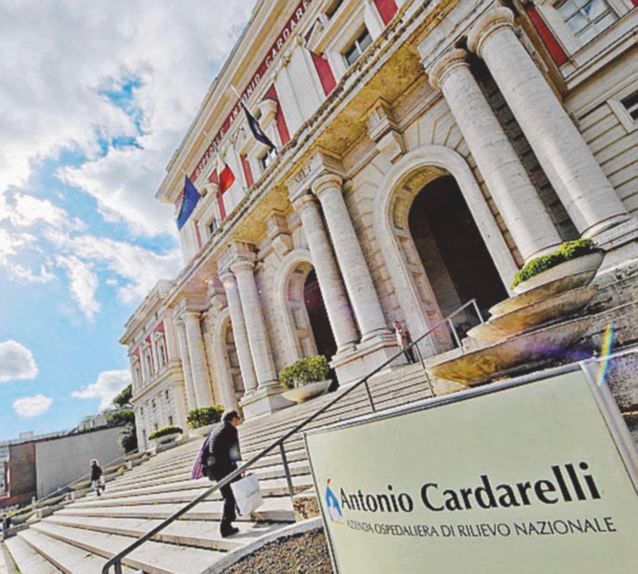 """""""La camorra al Cardarelli  usava dipendenti di Romeo"""""""