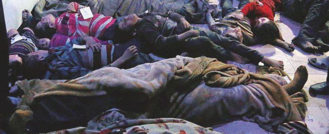 Siria, la verità della strage chimica nei morti nascosti