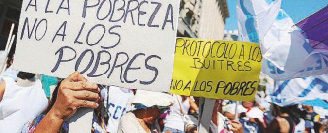 Inflazione e delusione l'Argentina ha paura di un nuovo crac