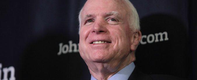 John McCain non vuole Trump al funerale. E non c'è da stupirsi