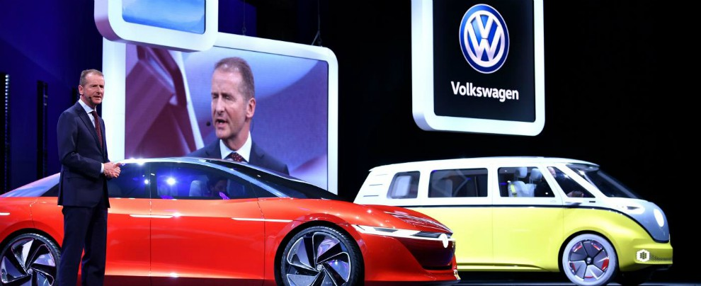 "Herbert Diess, Volkswagen: ""Serve un consorzio europeo per le batterie"""