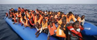 """Migranti, Proactiva: """"Dopo accordo con la Libia soccorso in mare non ha regole"""". Msf: """"Siamo lì perché non c'è l'Europa"""""""