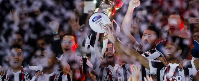 Finale Coppa Italia 2018, Juventus-Milan: 4-0. Le papere di Donnarumma mandano i bianconeri nella storia