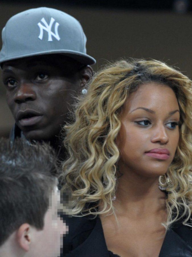 """Mario Balotelli eFanny Neguesha. Lei: """"Basta dire che le donne sono p******"""". Lui: """"Neanche un ct della nazionale ha mai avuto così tanti calciatori"""""""