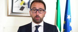 """M5s-Lega, Bonafede: """"Margini di convergenza importanti, sabato nuovo incontro per scrivere contratto"""""""