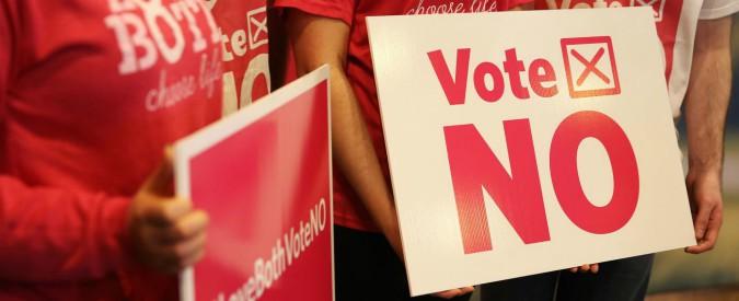 Aborto, referendum in Irlanda: stop a inserzioni pro e contro su Facebook, Google e YouTube