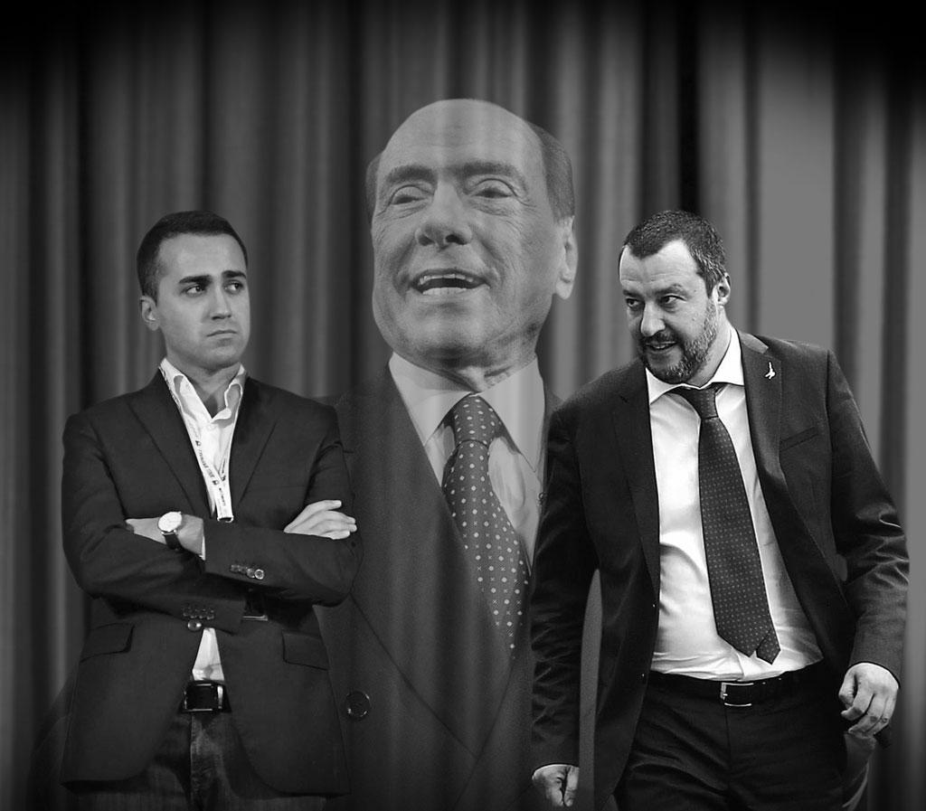"""In Edicola sul Fatto Quotidiano del 10 maggio: Tutte le condizioni di B. per un governo """"amico"""""""