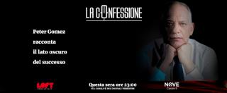 """La Confessione, Alessandro Sallusti: """"Berlusconi in ginocchio al telefono con un politico, così decise di scendere in campo"""""""