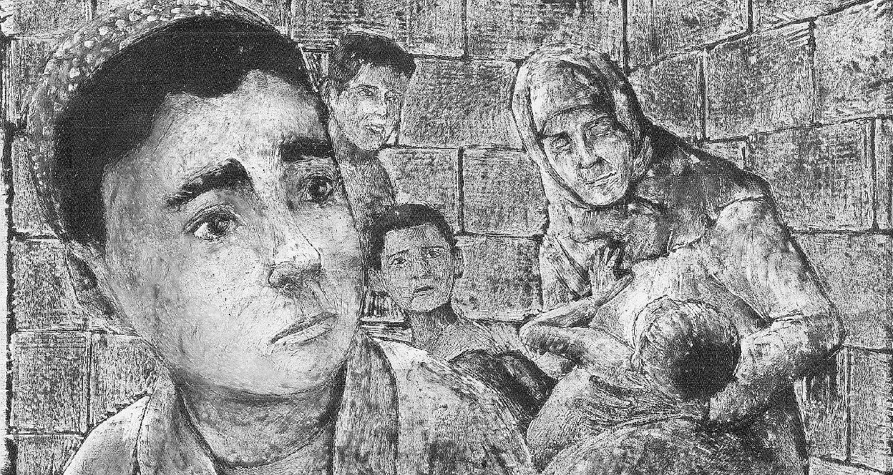 La fiaba nera di Amal e gli altri superstiti a Gaza