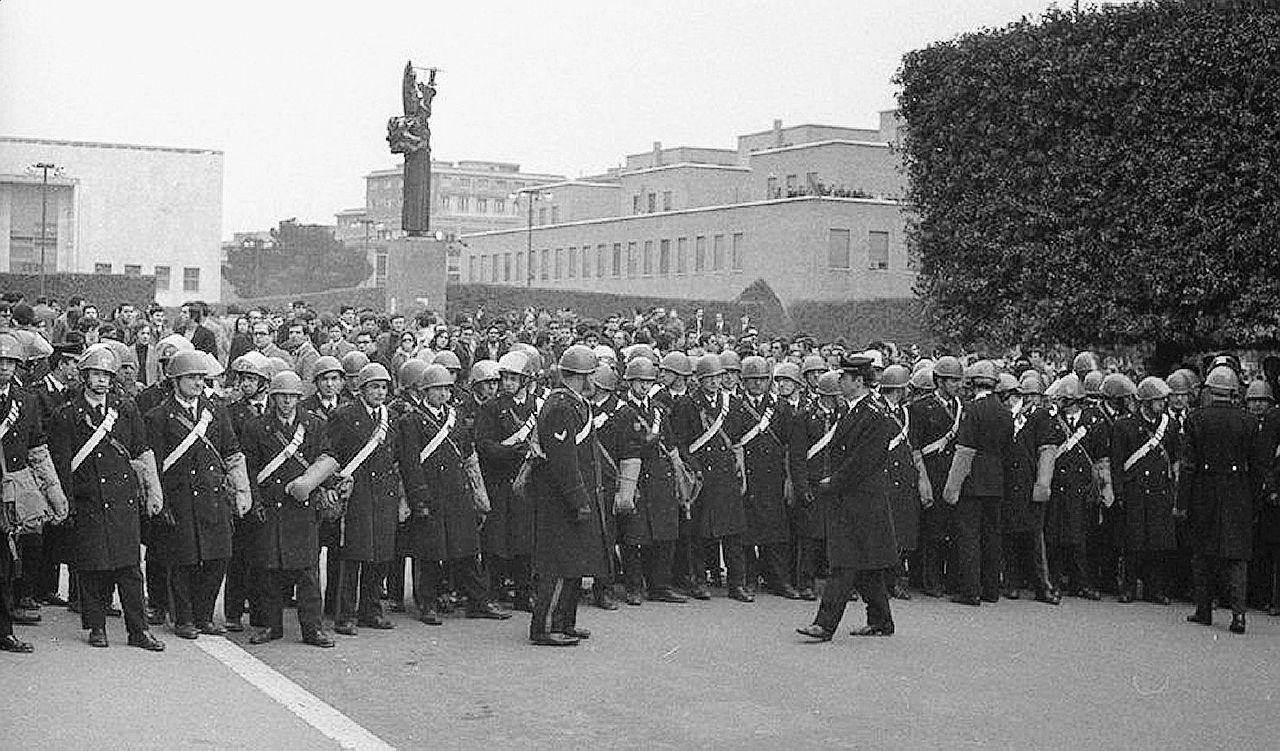 Roma 1968: mestiere fotoreporter