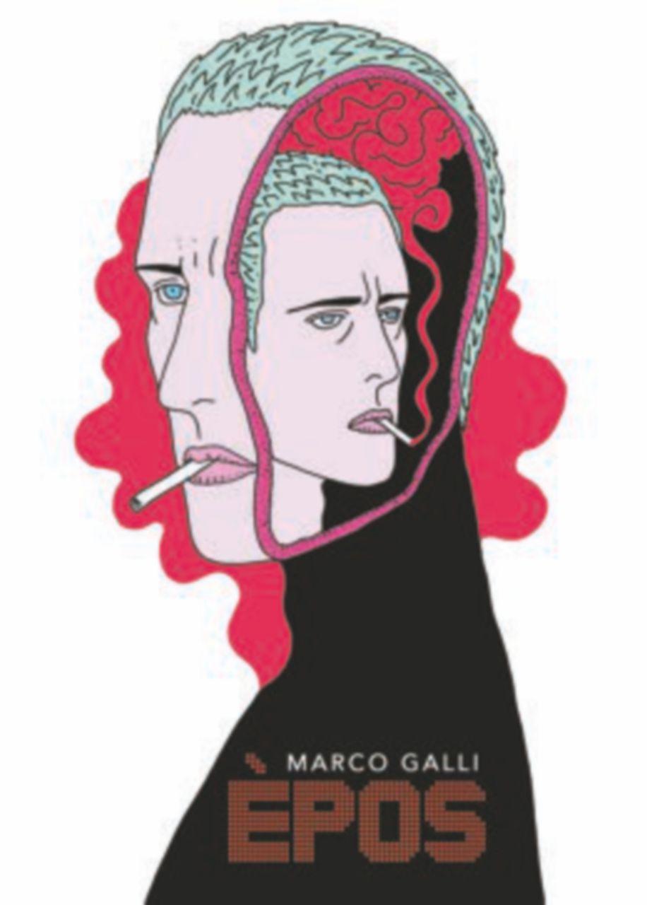 Il libro maledetto di Marco Galli, la preveggenza  della malattia