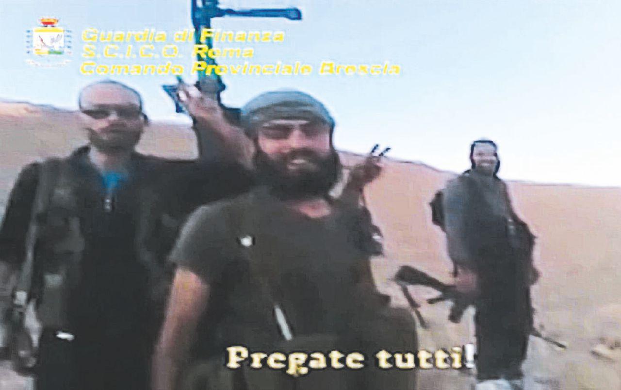 I 14 contabili del jihad tra Como e la Sardegna