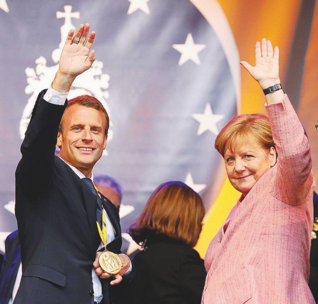 """La Merkel scarica Trump """"Difendiamoci da soli"""""""