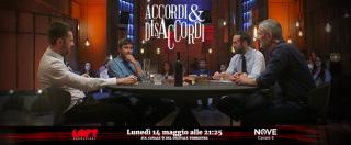 Accordi&Disaccordi, Di Battista su Nove: 'Mi fido di Salvini? Cittadini che hanno sostenuto la Lega sono molto più simili ai nostri'