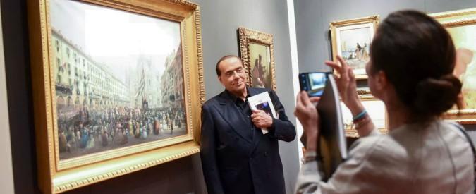 """Governo, Berlusconi: """"Speriamo che Di Maio e Salvini non vadano avanti perché mettono la patrimoniale"""""""