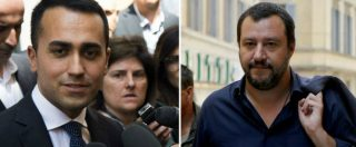 """Governo, secondo incontro Salvini-Di Maio: """"Convergenze su conflitto interessi. Ue? Nostro governo non è una minaccia"""""""