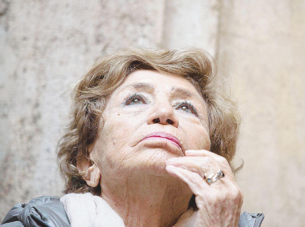 Gli amori comunisti di Luciana Castellina