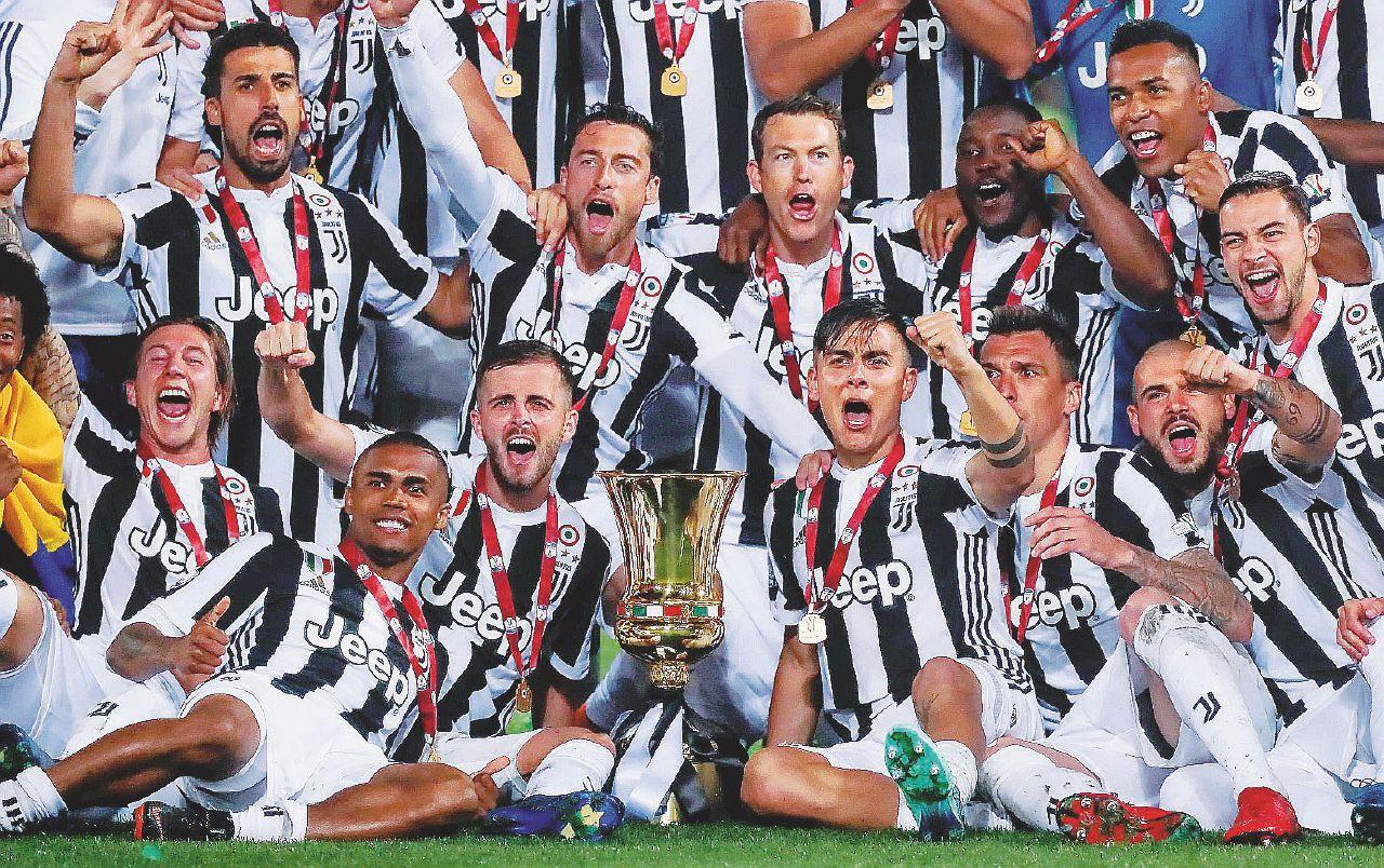 La Juventus è brutta, sporca e cattiva. Ma sa come si trionfa