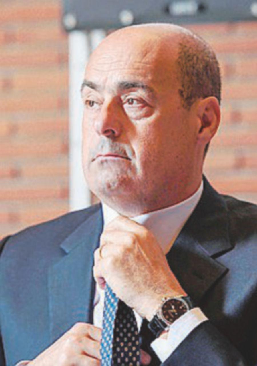 """Rifiuti, Zingaretti: """"Ho chiesto aiuto. La Puglia valuterà"""""""