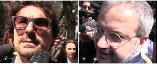 """Berlusconi riabilitato, Borghi (Lega): """"Non è un problema per il governo"""". Toninelli (M5s): """"Responsabilità morali e politiche restano"""""""